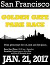 Golden Gate Park Race 2017