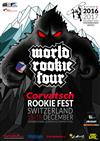 It's time to register for 2016 Corvatsch Rookie Fest