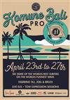 Men's Komune Bali Pro 2017