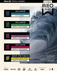MEO Surf League event #4 - Allianz Sintra Pro 2021