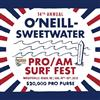 O'Neill Sweetwater Pro-Am Surf Fest 2019