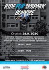 Ride for skatepark Bohnice - Prague 2020
