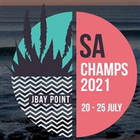 SA Longboard Championships - J-Bay 2021