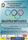 Skateôlympiades - Skatepark de calais Zap'ados 2021