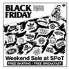 SPoT Black Friday Sale & Free Skating 2017