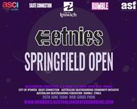 Springfield Open - Springfield, QLD 2021