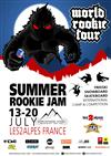 Summer Rookie Jam by Atmosphere - Les 2 Alpes, France 2019