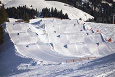 Snowpark Kitzbühel is calling!