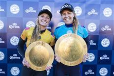 Stephanie Gilmore Wins Corona Open J-Bay