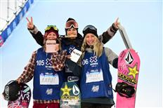 Superpipe and Big Air winners crowned at first X Games Oslo