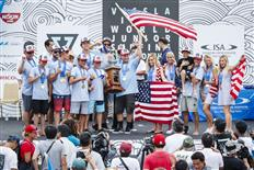 Team USA Returns to Top of the World