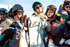 Comeback of the Season: Girls Shred Session Schöneben 2020, February 29!