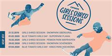 QParks Girls Shred Sessions are back for winter season 2019/20!
