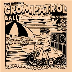 Tipi Jabrik's Grom Patrol Surf Training Camp & Comp in Bali launched with huge success!