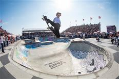 Tom Schaar Wins Vans Park Series Huntington Beach Global Qualifier 2017