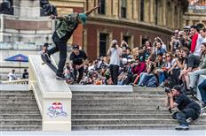 Tommy Fynn's winning performance at Red Bull Hold The Line with Royal Albert Hall