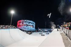 Top Riders @ Top Freestyle event - LAAX OPEN 2020