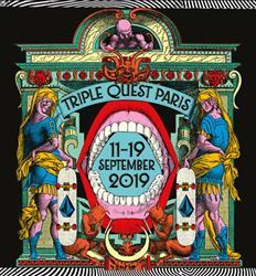 Triple Quest Paris - September 11 - 19