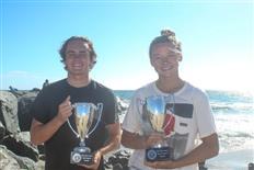 Tyler Gunter and Kirra Pinkerton Crowned North America Regional Champion