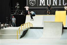 Unstoppable Nyjah Huston takes his second 2017 SLS win in Munich