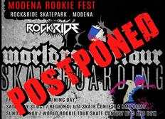 Upcoming World Rookie Tour events in Modena and Innsbruck postponed