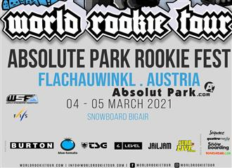 Update from World Rookie Tour Snowboard - Coming up next: Austria & Japan