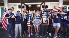 USA Reclaims Team Gold at 2019 VISSLA ISA  World Juniors