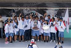 Team Japan Makes History, Wins First Junior Team Gold at 2018 VISSLA ISA World Junior Surfing Championship