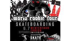 WRT Skateboarding Switzerland presented by Skateacademy.ch, September 6 - 7: Registrations are open!