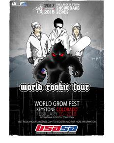 World Rookie Tour conquers the United States of America