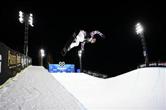 X Games Aspen 2021 Day Two - Chloe Kim Takes 6th SuperPipe Gold