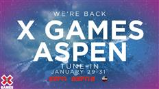 X Games Aspen 2021 Schedule Available Now at XGames.com