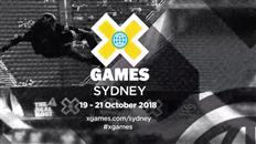 X Games heading to Sydney in 2018