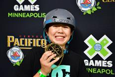X Games Minneapolis 2019 Day Two – Rookie Okamoto Claims Gold in Women's Skateboard Park