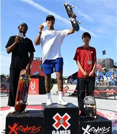 X Games Shanghai 2019: Nyjah Huston Takes 10th Gold Medal in Skateboard Street & Trey Wood Wins Skateboard Big Air